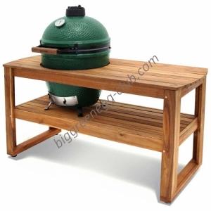 Стол для Big Green Egg XL из Акации