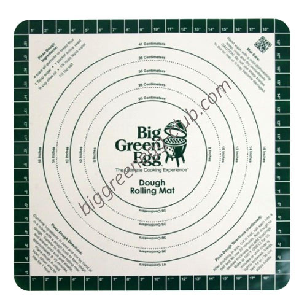 Коврик для раскатки теста Big Green Egg