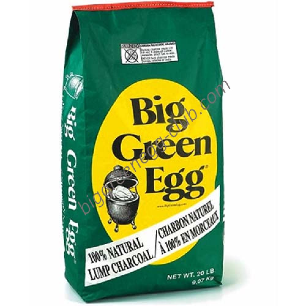 Натуральный уголь премиум 9кг Big Green Egg