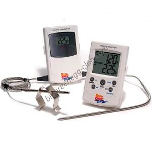 2х зондовый коптильный термометр