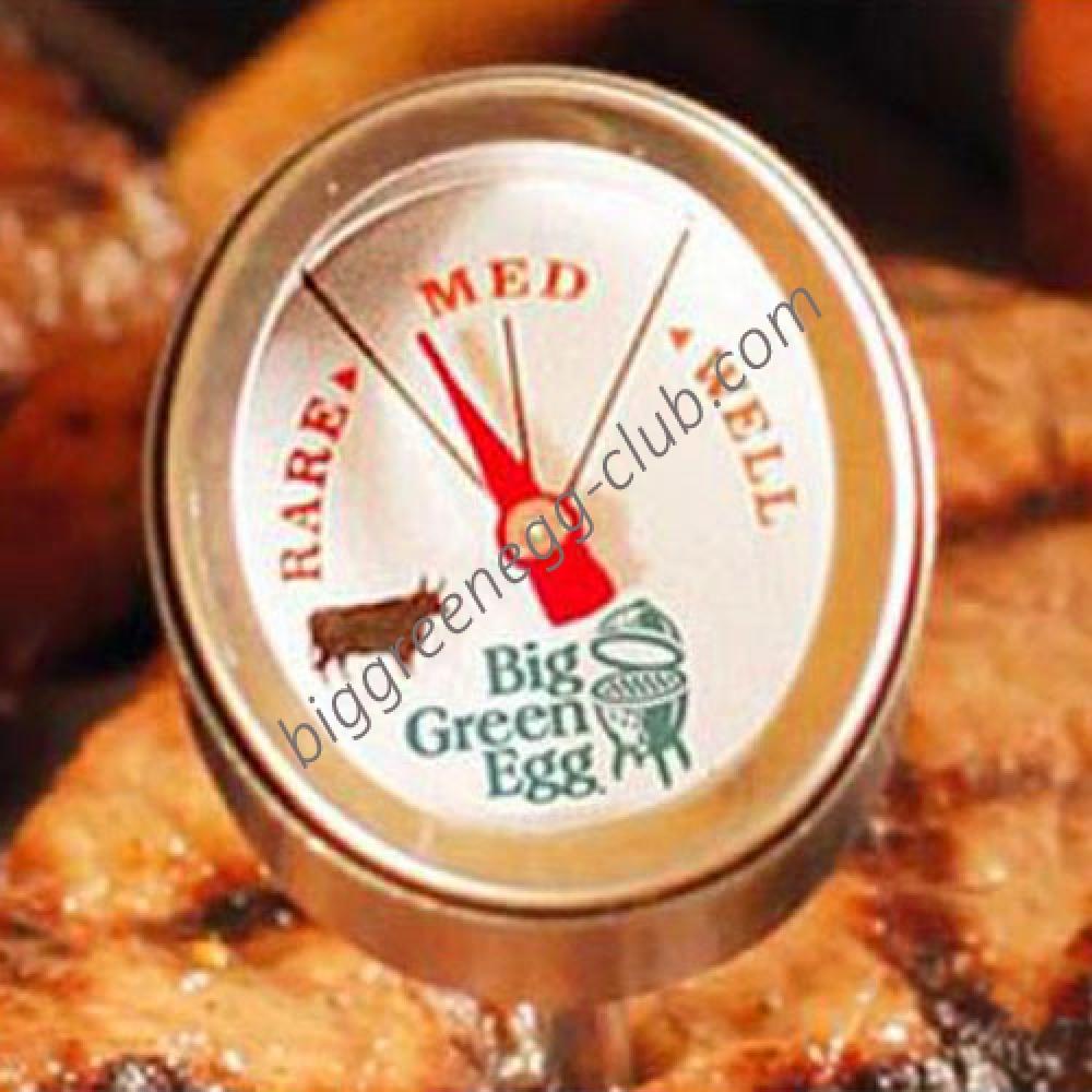 Кнопочный термометр для стейка Big Green Egg