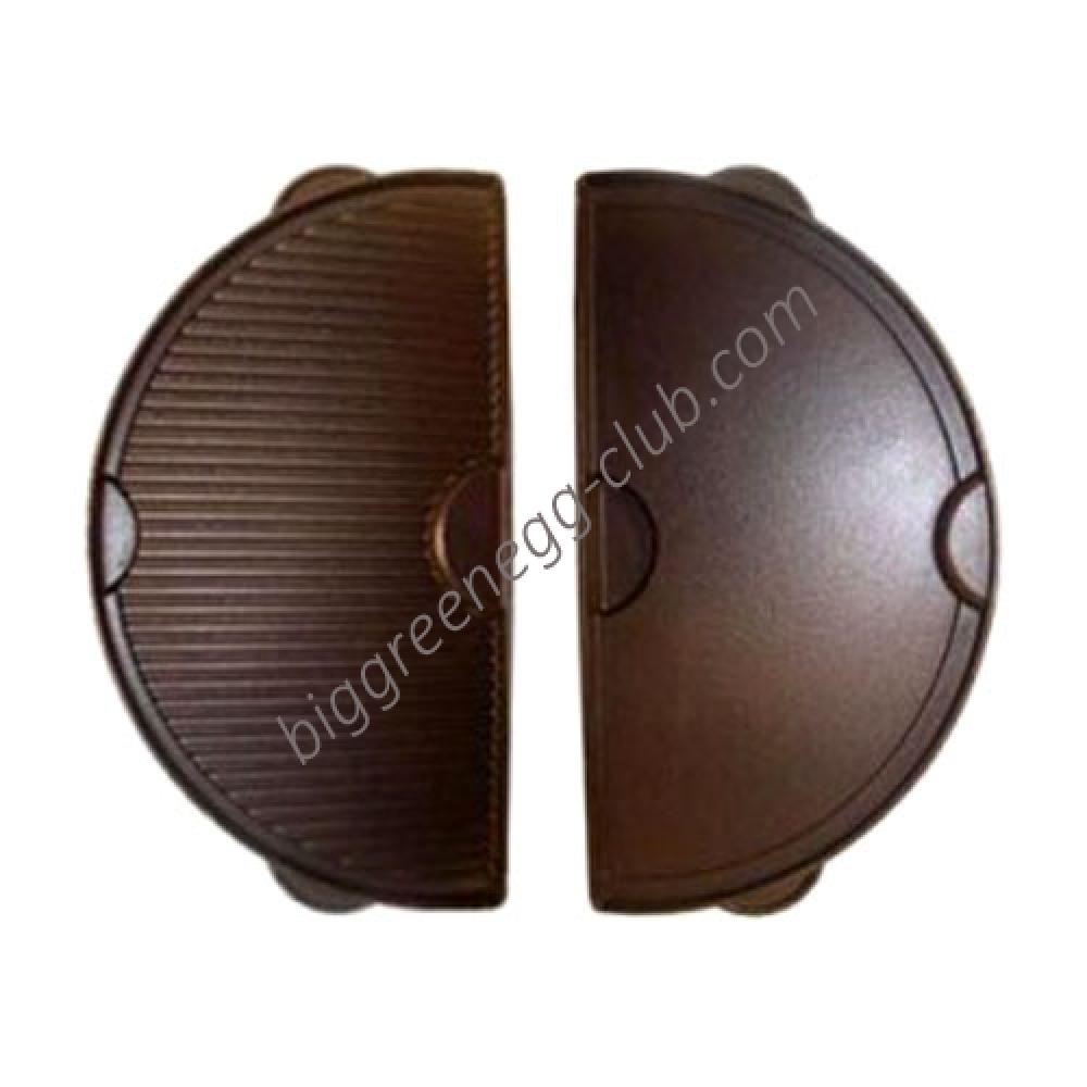 Полукруглая чугунная плита для Big Green Egg L
