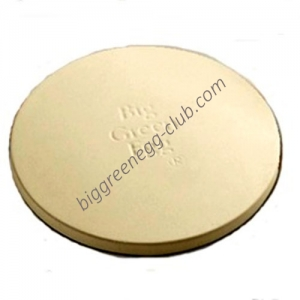 Плоская глиняная форма для выпекания для Big Green Egg L