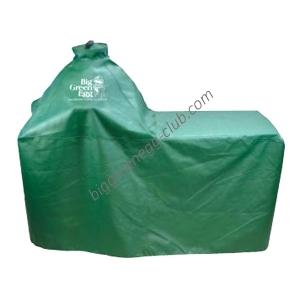 Вентилируемый премиум чехол для Big Green Egg L в столе Махогон